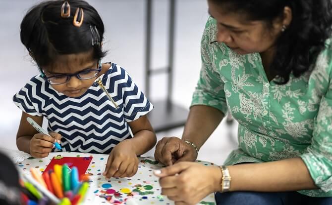 National Museum Deepavali Craft Activity 1