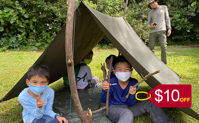 Nature Explorers School $10 Off