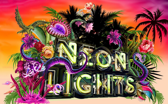 Neon Lights 1