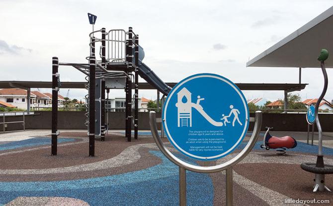 NEWater Visitor Centre Playground