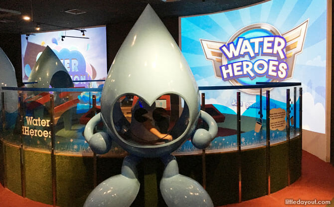 NEWater Visitor Centre: Visiting The Water Purification Plant