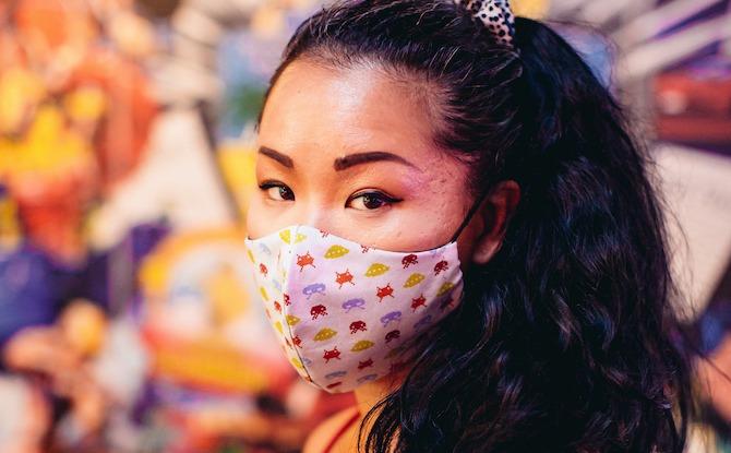 Nineteen80 Face Mask