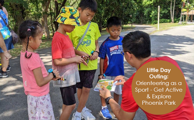 Super September Holiday Virtual Camps 2020: Survivor Camp Little Day Outing - Orienteering