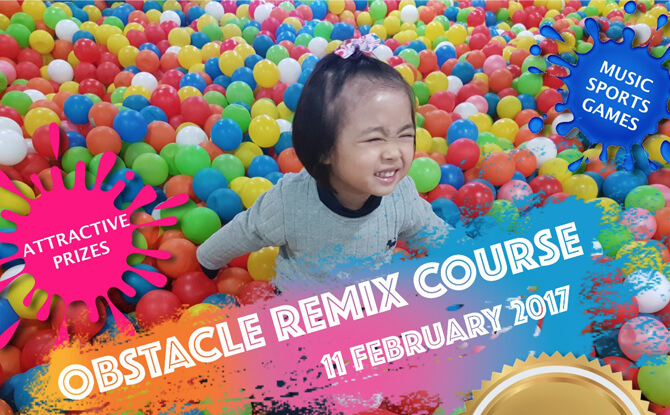 Obstacle Remix Course