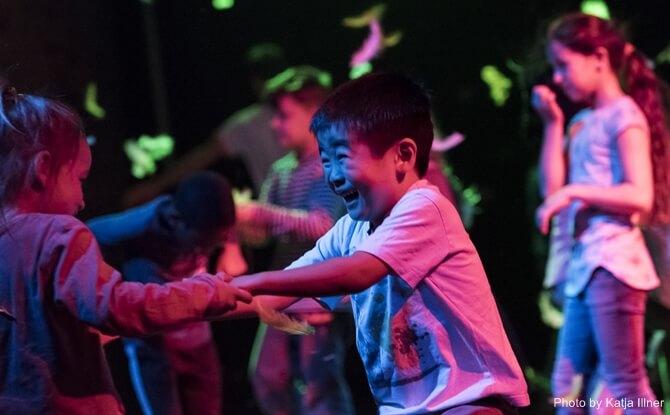 Octoburst! 2018: Children's Parade, Theatre And Dance To Celebrate Children's Day