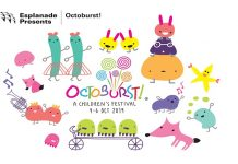Octoburst! 2019 - A Children's Festival