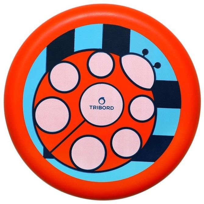 Olaian Dsoft Ladybug Flying Disc