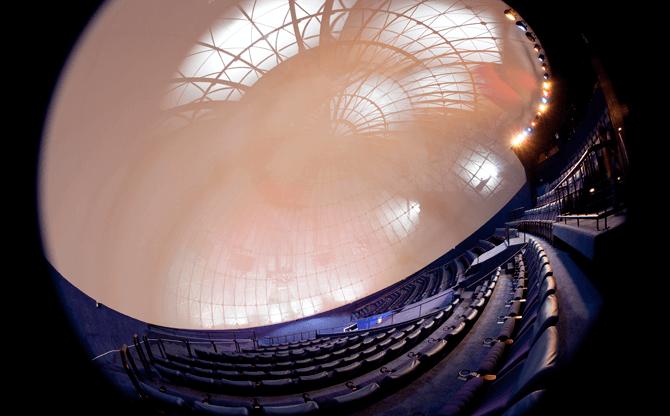 Omni-Theatre Singapore