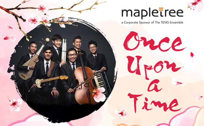 Once Upon a Time 2019 by The TENG Ensemble