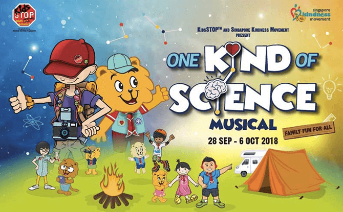 One Kind of Science Musical 1
