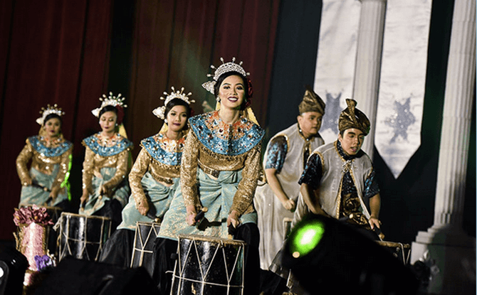 Pesta Raya – Malay Festival of Arts: Festival Opening – One Thousand Beats