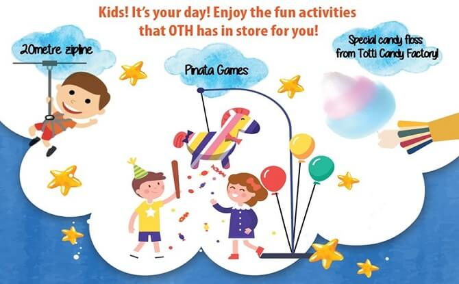 Our Tampines Hub Children's Fiesta