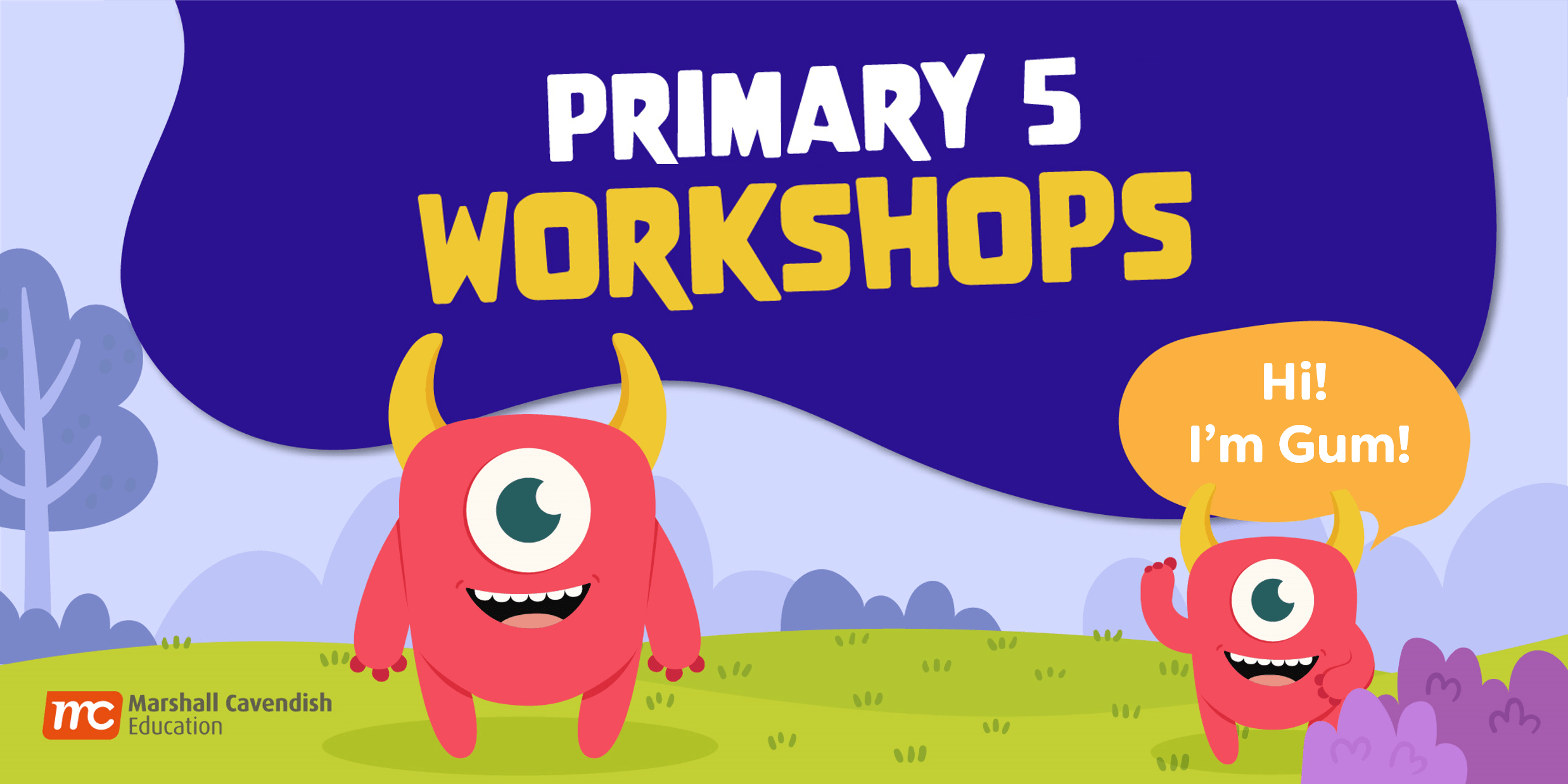 Primary 5 Workshops