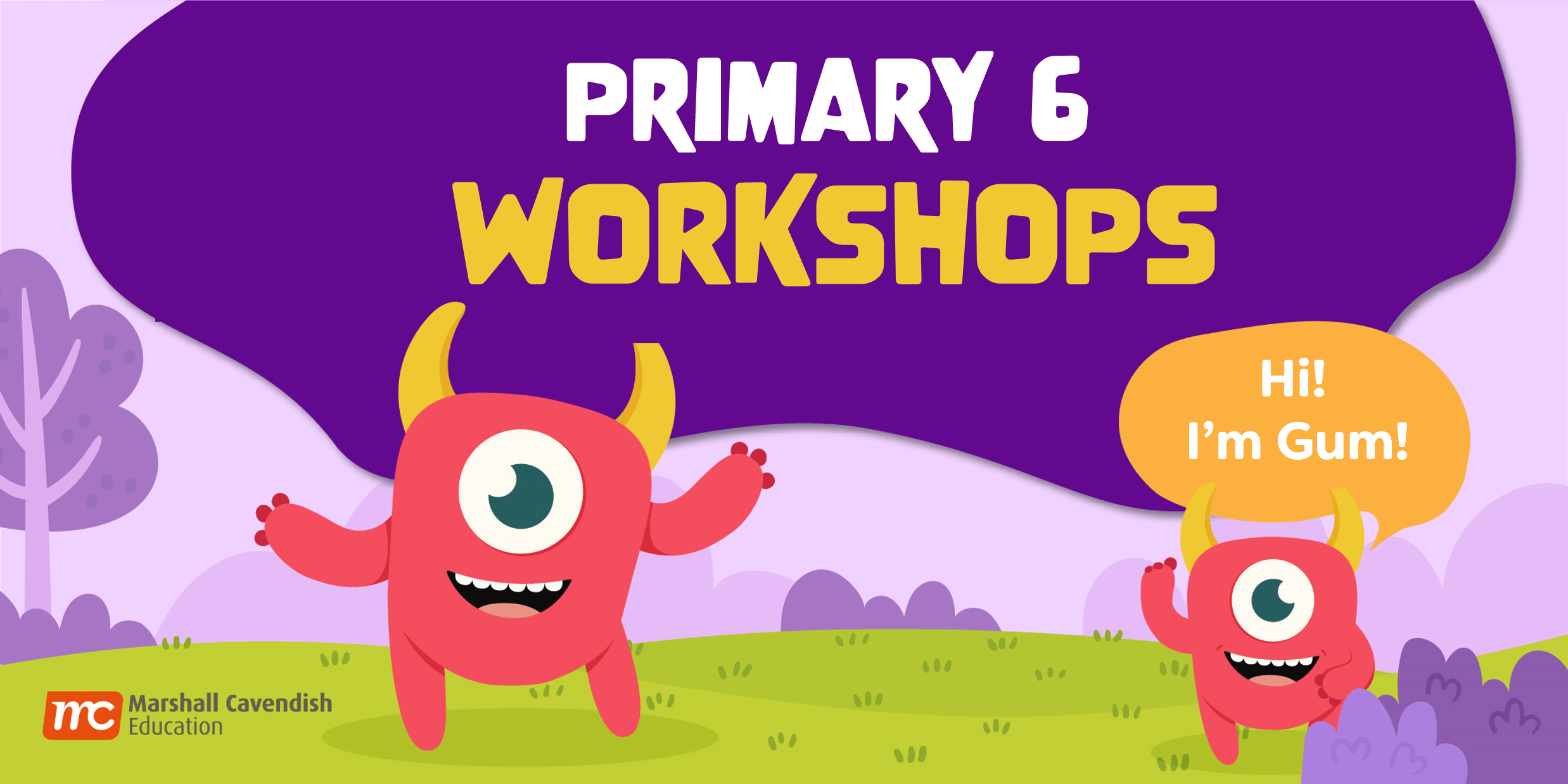 Primary 6 Workshops