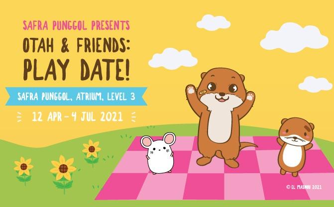 SAFRA Punggol Presents Otah & Friends