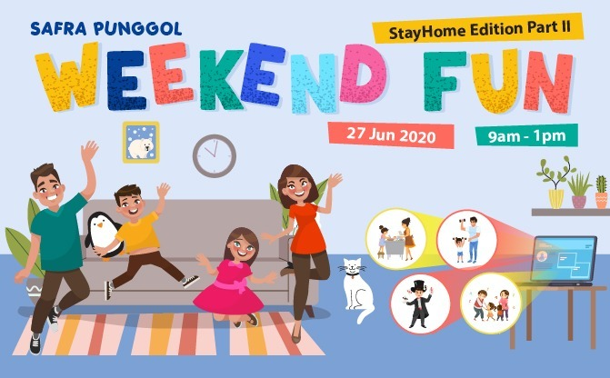 6 Things To Do This Weekend (27 & 28 June 2020)