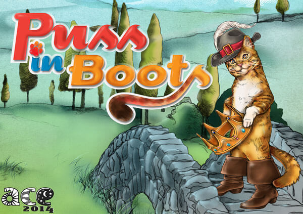 Puss in Boots - Music by Bang Wenfu