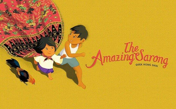 PLAYtime! The Amazing Sarong