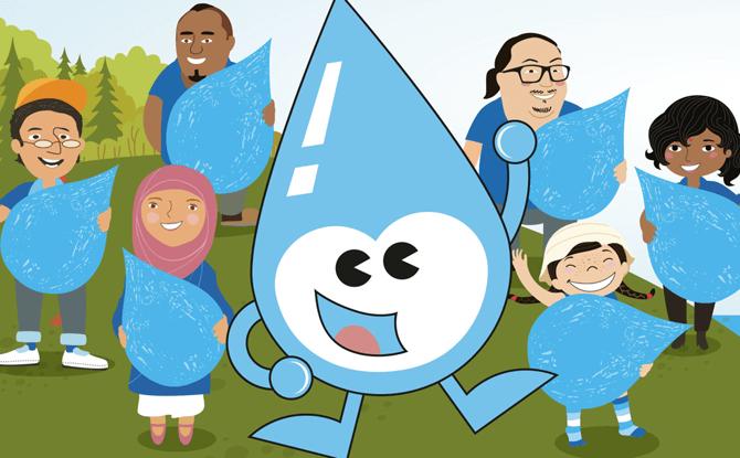 PUB Singapore World Water Day