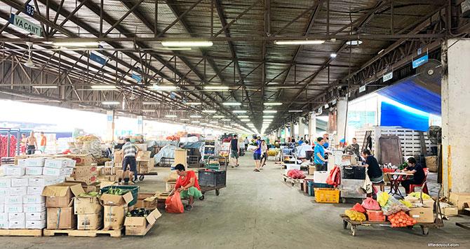 Pasir Panjang Wholesale Market