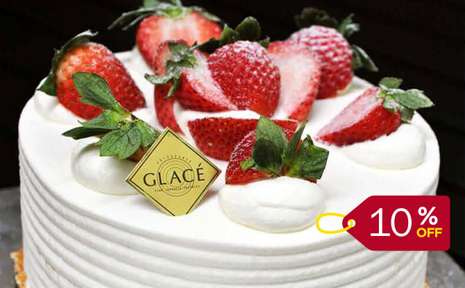 Patisserie Glace 10% Off