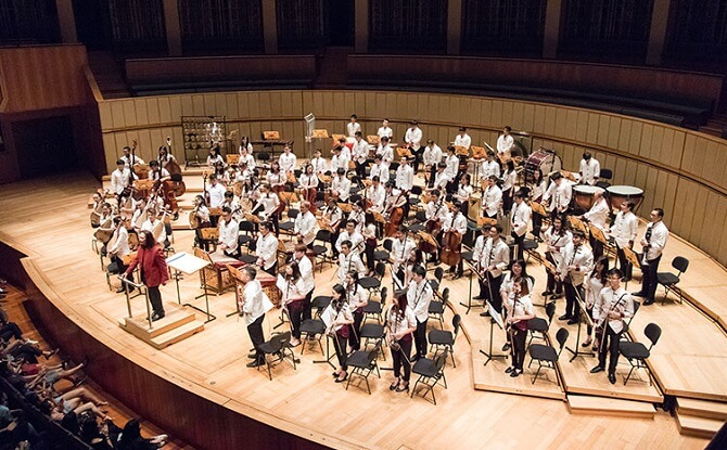 Peoples Assocation Youth Chinese Orchestra 1