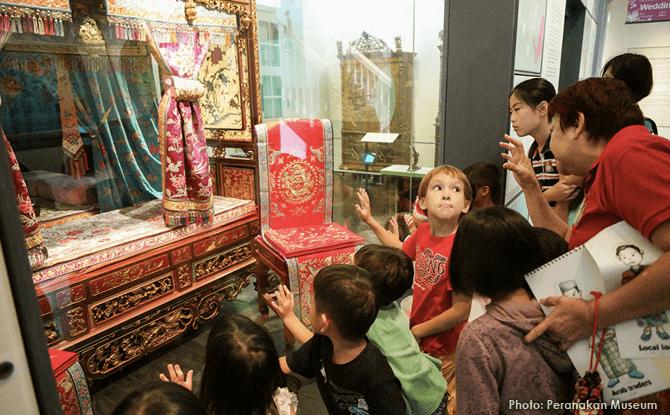 Perenakan Museum Straits Family Sunday