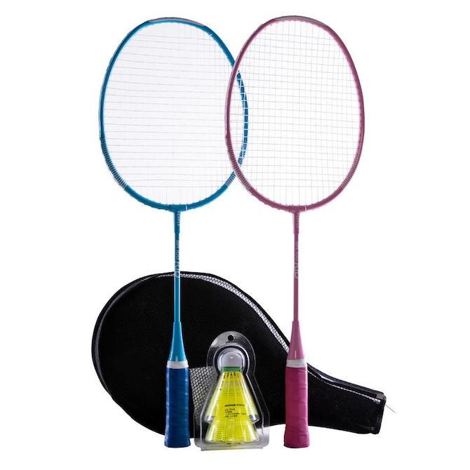 Perfly Kid Badminton Racket Set
