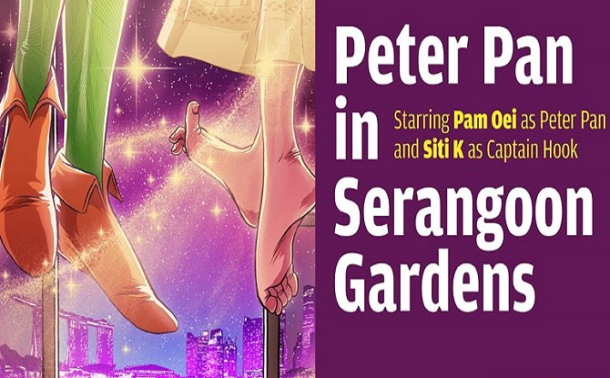 Peter Pan in Serangoon Gardens 1