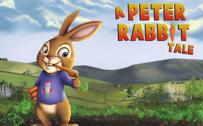 SRT A Peter Rabbit Tale