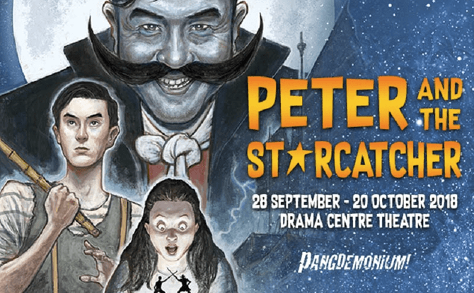 Peter and the Starcatcher 1