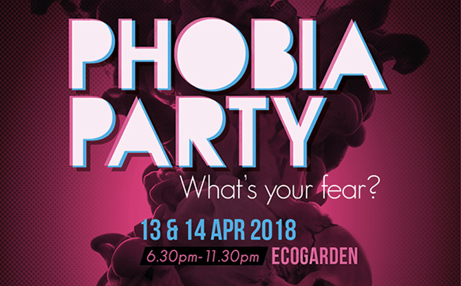 Phobia Party 1
