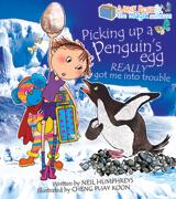 Picking Up Penguins Egg