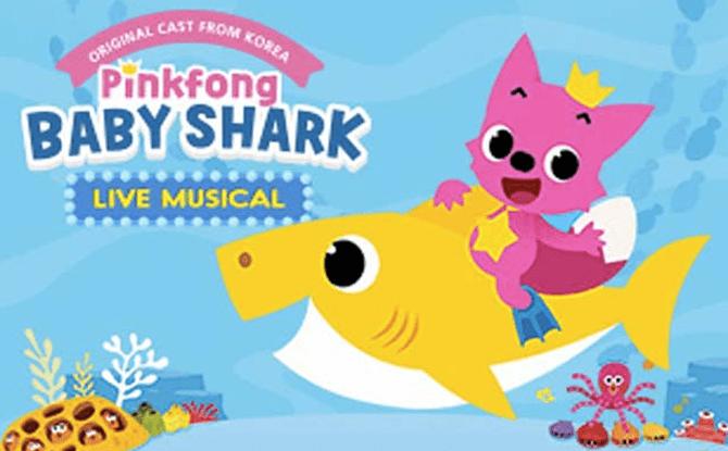 Pinkfong Baby Shark 1