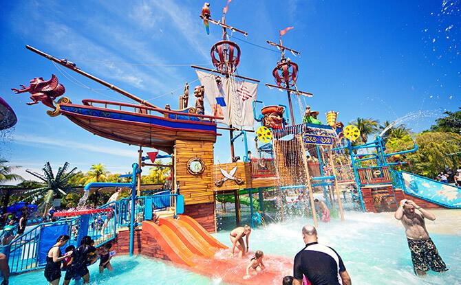 Palawan Pirate Ship Playground