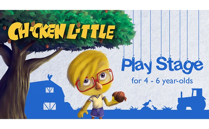 PLAY STAGE – Chicken Little by SRT