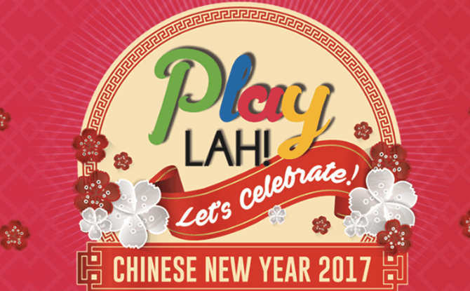 Playlah Chinese New Year