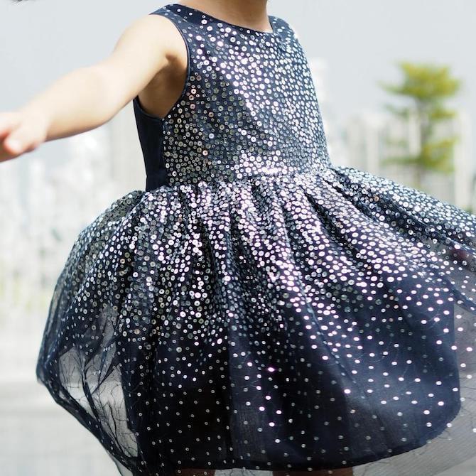 Pocketpig Diary Girls Party Dress