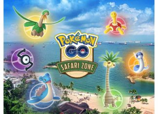 Southeast Asia's first Pokémon GO Safari Zone Makes Its Way To Sentosa From 18 To 22 April 2019
