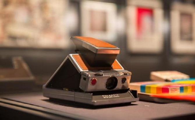In an Instant: Polaroid at the Intersection of Art and Technology