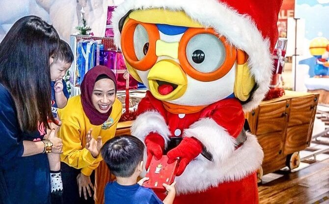 Winter Wonderland with Pororo & Friends