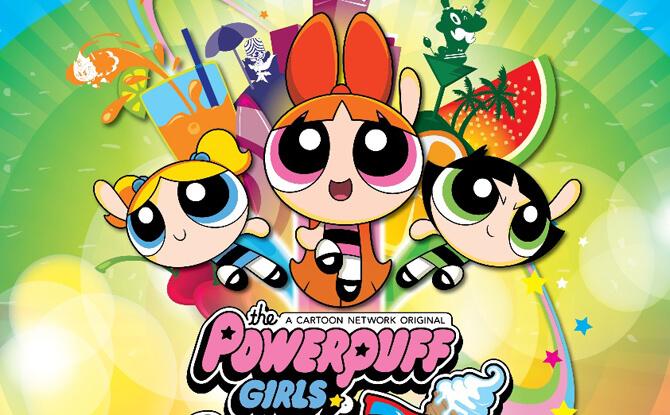The Powerpuff Girls Summer Fun Event