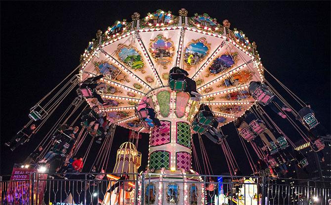 Wave Swinger, Prudential Marina Bay Carnival