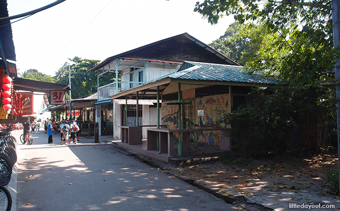 Pulau Ubin with Kids