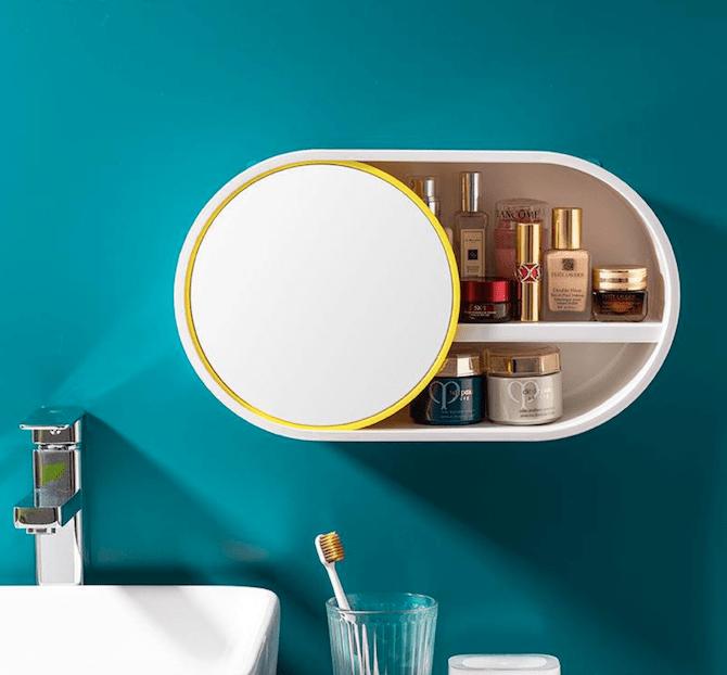 Punch-free Cosmetic Storage Box