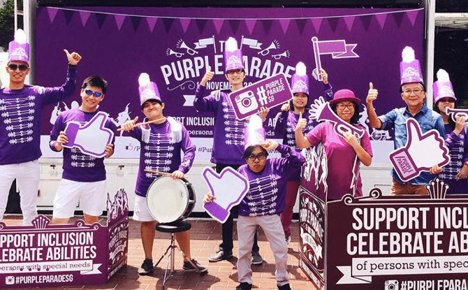 Purple Parade 2016