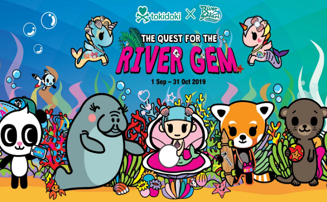 Quest for the River Gem 1