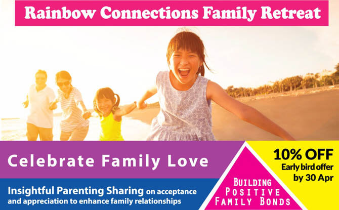 Rainbow Connections Family Retreat