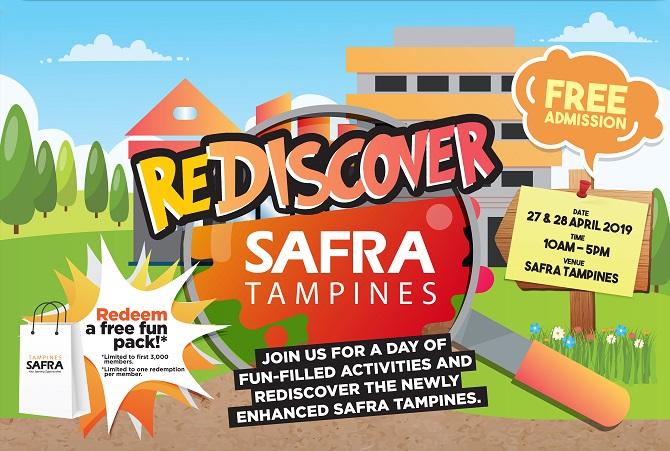 Rediscover Safra Tampines additional image 1