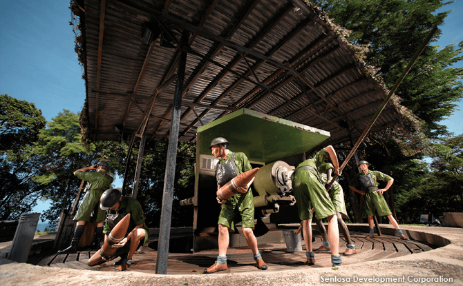 So Singapore: Fort Siloso & Revamped Surrender Chambers